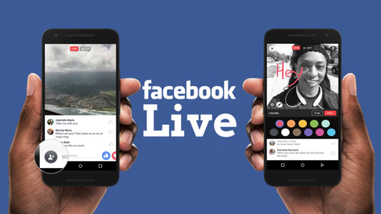 Facbook Live